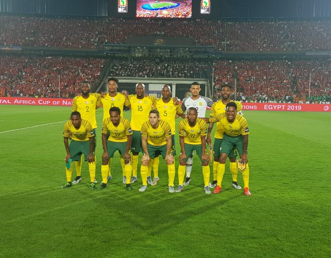 Bafana Bafana will play Madagascar