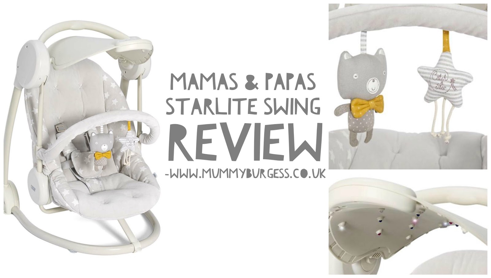 Swing Chair Mamas And Papas Back Covers Diy Starlite Review K Elizabeth