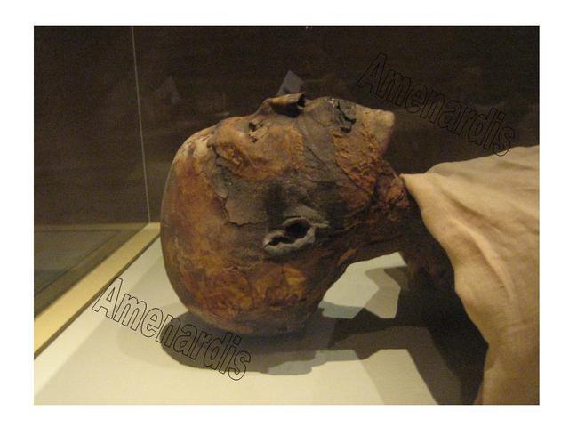 MOMIAS FARAONES, MOMIAS REALES, MOMIAS EGIPTO, Ramses IV