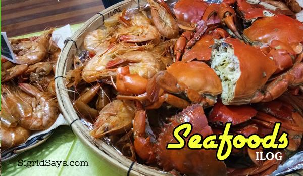 Ilog seafood