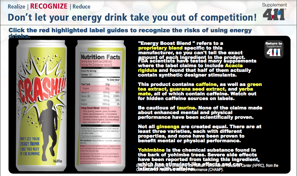 Energy Drink Banned After Causing Dangerously Prolonged Erections
