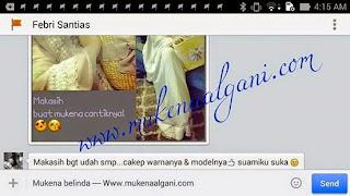 11071403_1438435636448994_8313266134642878227_n Pusat Grosir Mukena Al Gani, Suplier Mukena Al Gani, Distributor mukena al gani, Jual mukena al gani, Mukena al gani by yulia, Grosir Mukena algani, Mukena Al gani Murah, Mukena Al Gani Tanah Abang, Jakarta