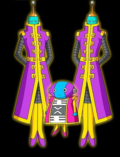 Zeno Sama y sus guardaespaldas