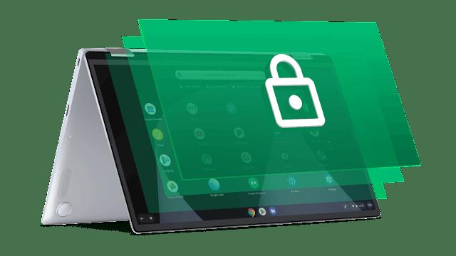 Chrome OS ve Güvenlik