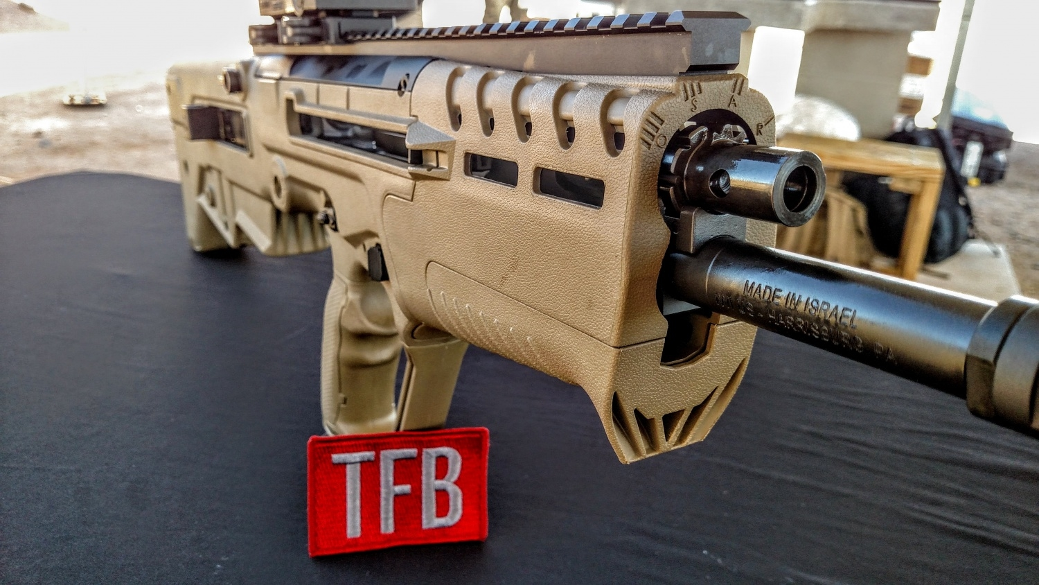 TAVOR 7 на Ukrainian Military Pages