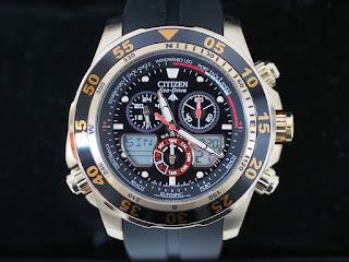シチズン プロマスター 腕時計を買い取り致しました C660 JR4046-03E
