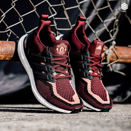 Unique Adidas Manchester United 20 21 Champions League Collection Ultra Boost Released Footy Headlines