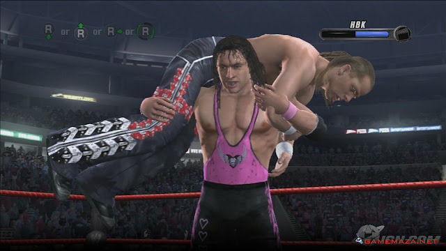 WWE RAW Ultimate Impact 2009 Gameplay Screenshot 4