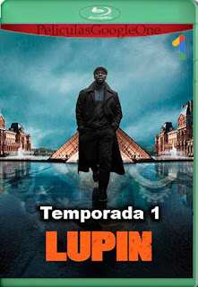 Lupin (2021) Temporada 1 NF [1080p Web-DL] [Latino-Francés] [LaPipiotaHD]