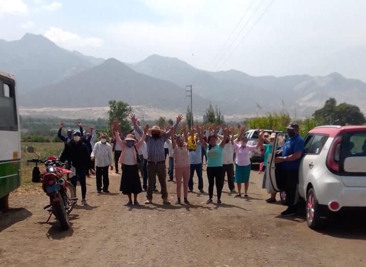 Agricultores del Valle Jequetepeque exigen distribución equitativa del agua