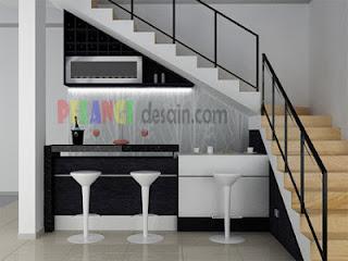 Kitchenset pelangi desain interior kitchen set mini bar for Kitchen set dibawah 5 juta