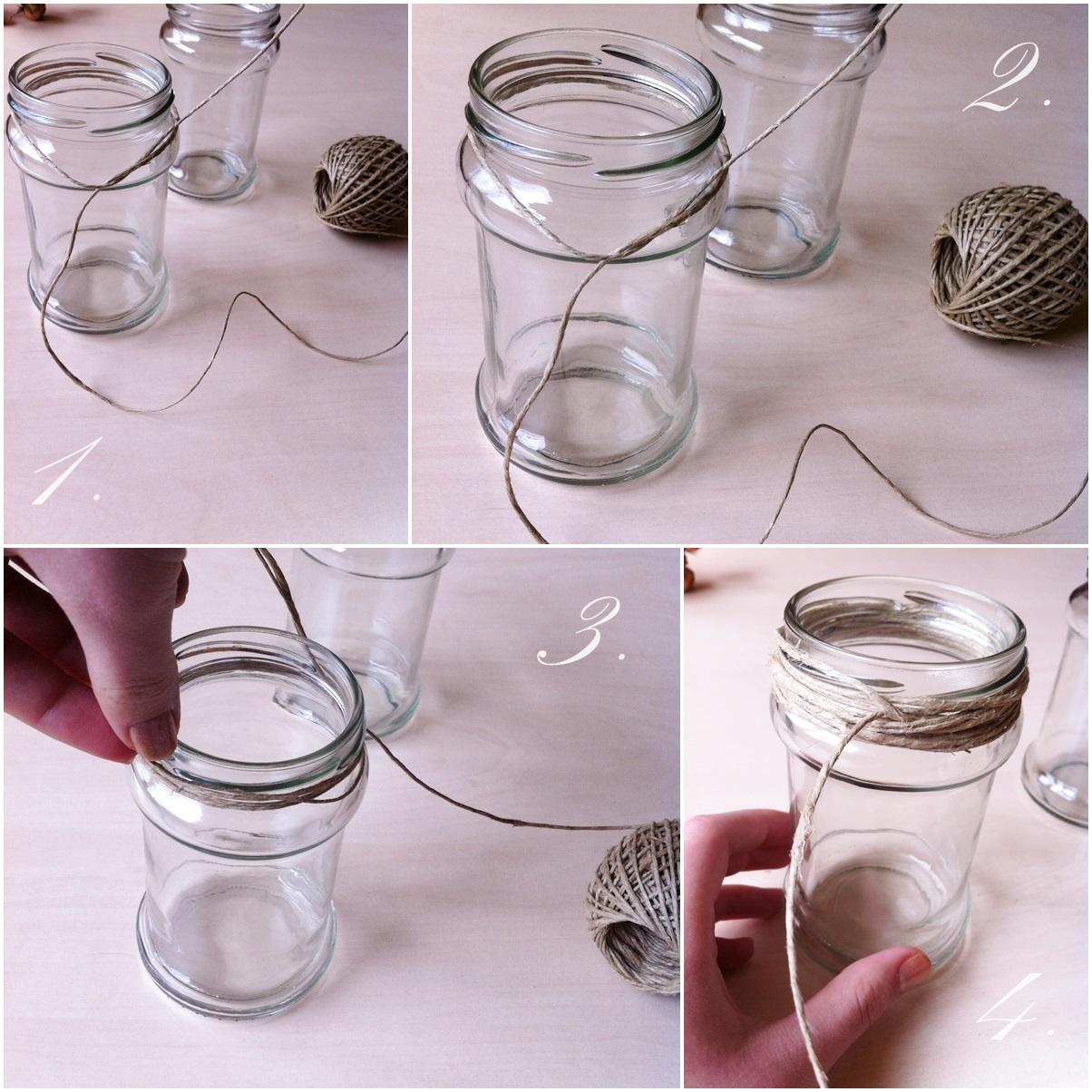 Randevúzó mason üvegekbe