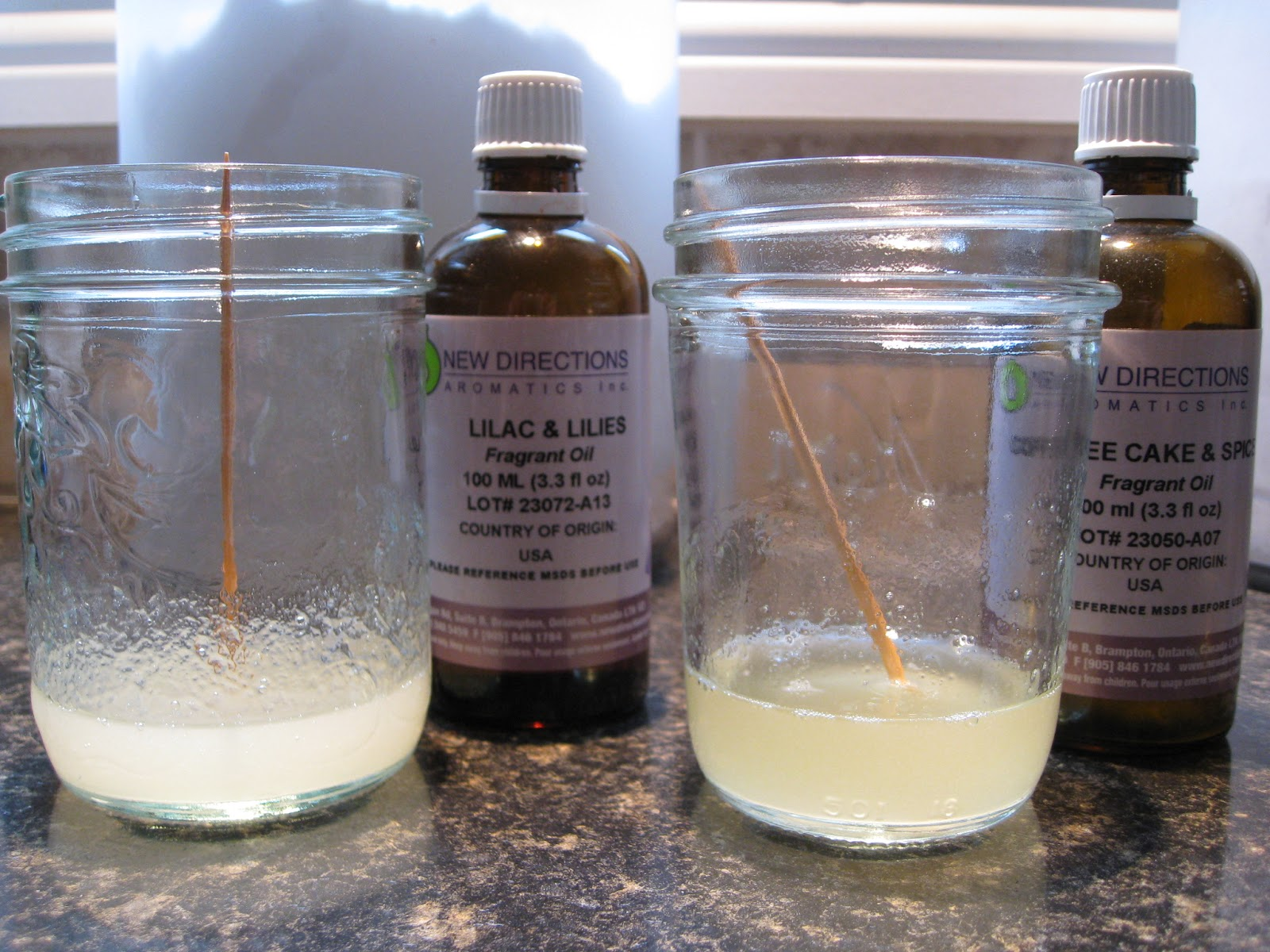 The Soapmaking Mommy: Liquid Soap Using Glycerin - Fragrance