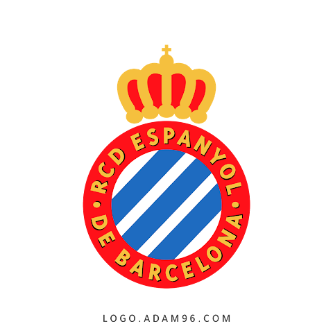 Espanyol club Logo Original PNG Download - Free Vector