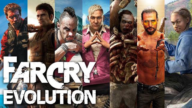 Descargar Far Cry Saga PC Completa
