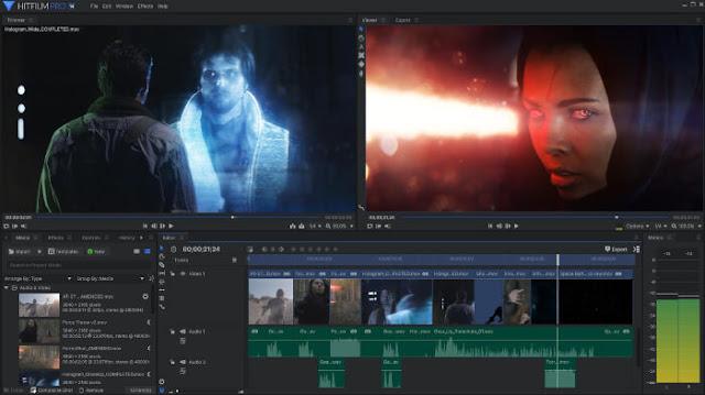 تحسين جودة مقاطع الفيديو