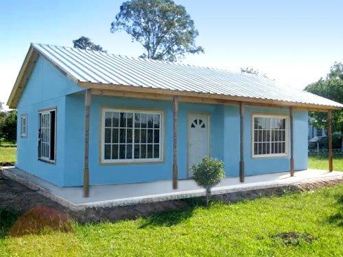 Viviendas roca casas prefabricadas for Costo casa prefabricada
