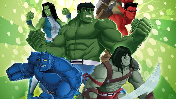 Hulk And The Agent Of Smash Season 02 All Images In 720P