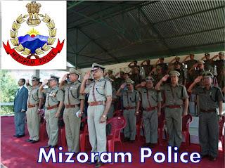 mizoram police hnaruak 2018