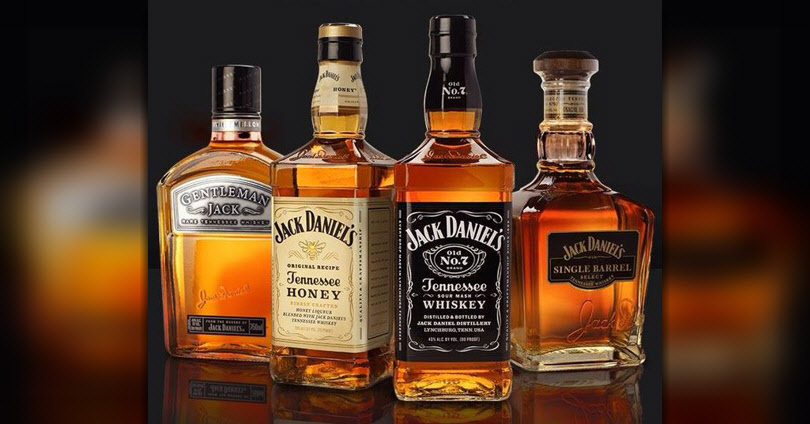 Jack-Daniels-whiskey-family