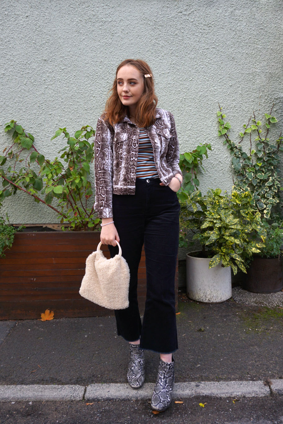 autumn 2018 trends outfit fashion blogger