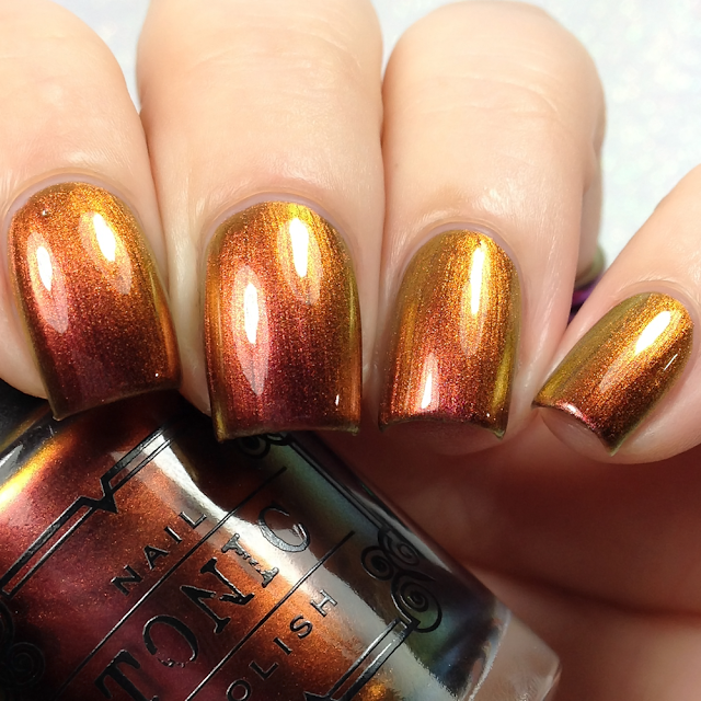 Tonic Polish-Butterfly Parade