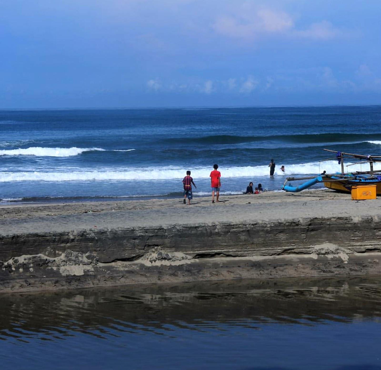 Rute dan Lokasi Pantai Cijayana Garut Jawa Barat