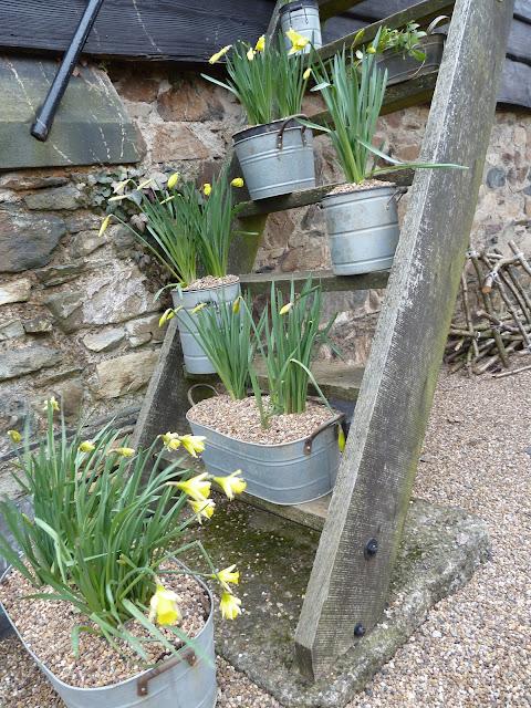 Stoneywell garden
