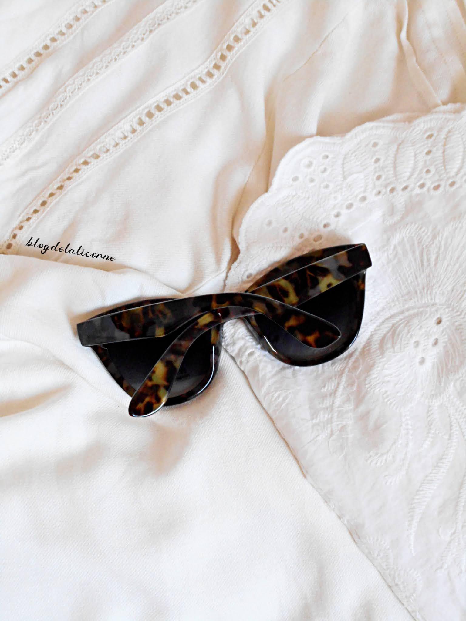 Bonprix Slnečné okuliare vintage