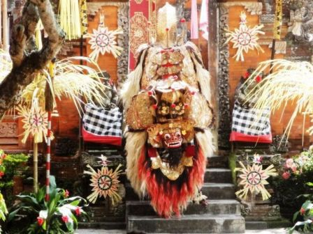 Barong and Keris Dance Batubulan Village