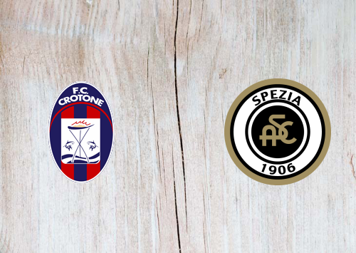 Crotone vs Spezia -Highlights 12 December 2020