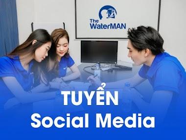 [The Water MAN] Tuyển Chuyên viên Social Media