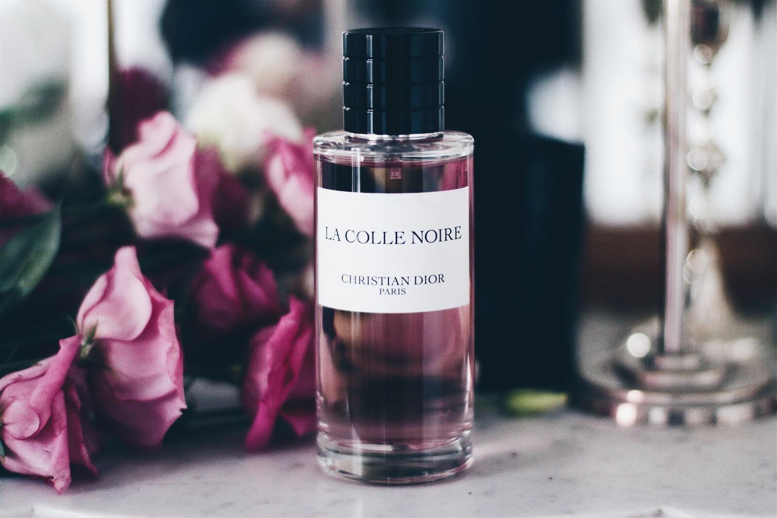 La Colle Noire Dior mon bonheur olfactif a un nom : la colle noire ! | kleo beauté