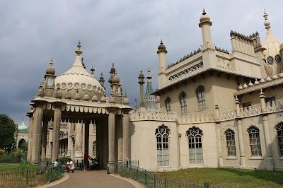 Brighton Pavilion (2018)