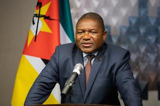 Pronunciamento do Presidente da República  de Moçambique 29-07-2020