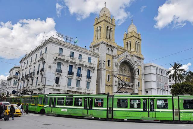 تعتبر هذه الكنيسة من المعالم الرئيسية في المدينة وأهم كنيسة يجب زيارتها في تونس