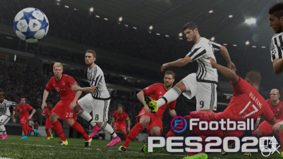 PRO EVOLUTION SOCCER 2019/2020 (PES) PPSSPP/PSP ANDROID ...