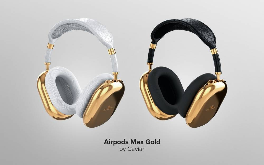 AirPods Max Gold