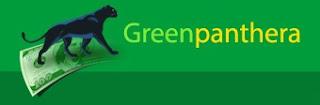 Logo Green Panthera