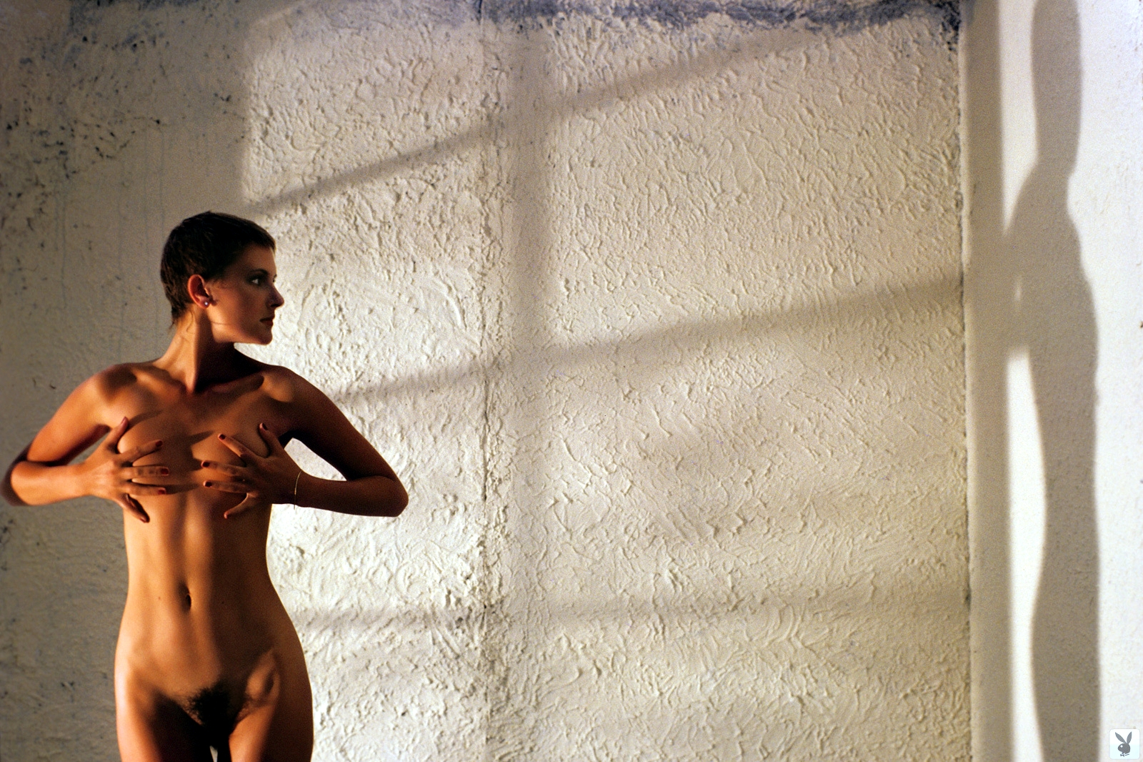 from Omari denise crosby nude in playboy