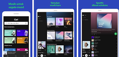 Spotify MOD APK Premium Unlocked