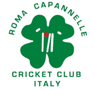 Official Logo of Roma Capannelle Cricket Club