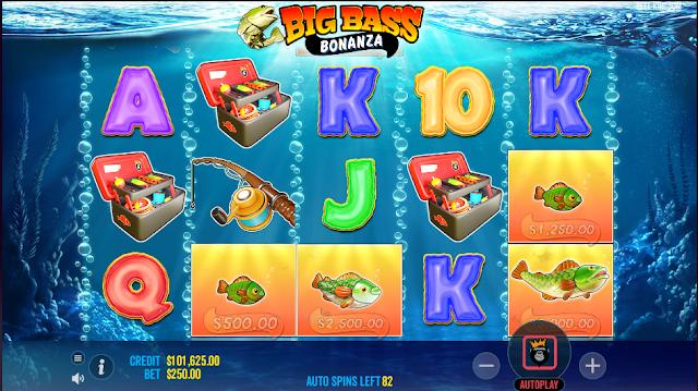 Permainan Judi Slot Online yang Menyegarkan Pikiran