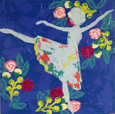 Lacey Craig | Dancer I | 20 x 20 | $180