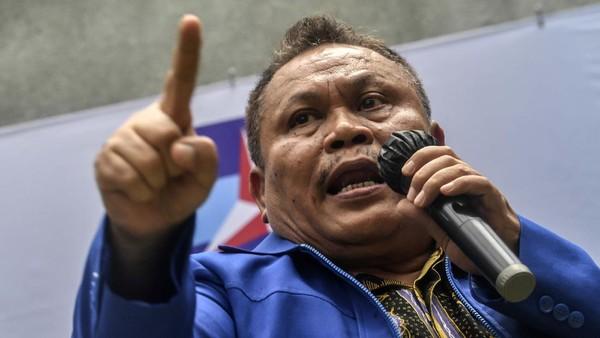 Jhoni Allen Laporkan Hakim PN Jakpus ke MA, Bagaimana Kelanjutannya?
