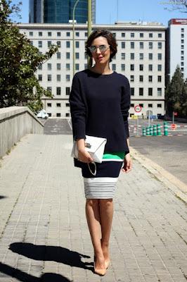 Faldas Tubo de Moda