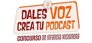 Concurso, Dales voz crea tu podcast