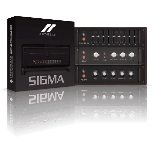 Audio Assault Sigma v2 Full version