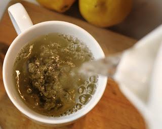Ginger Water, heath, healthy, lifestyle, detox water