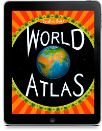 World Atlas Book 2012
